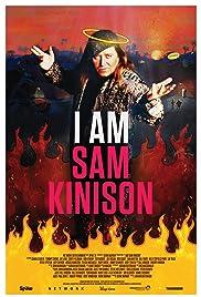 I Am Sam Kinison Poster