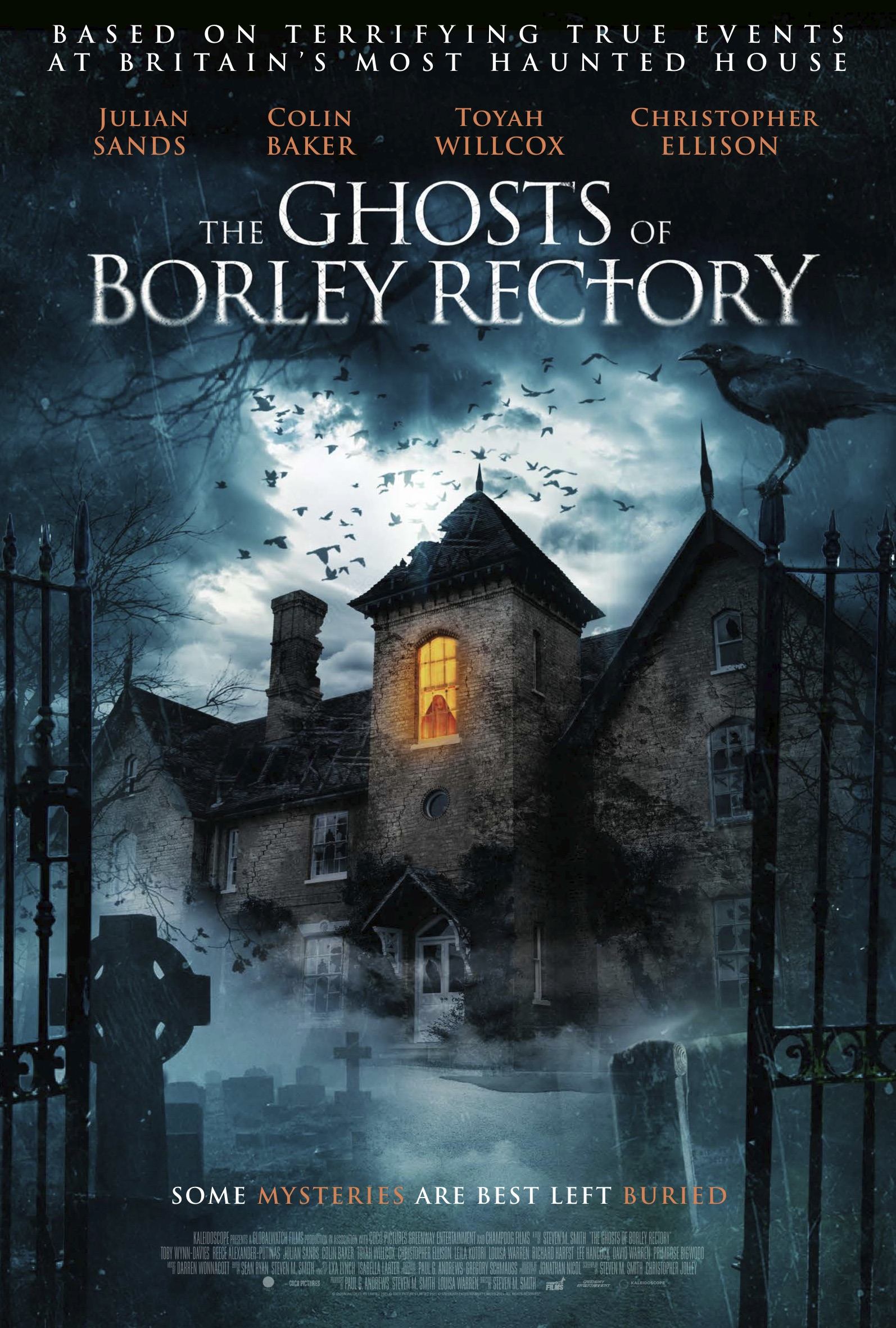 The Ghosts of Borley Rectory (2022)