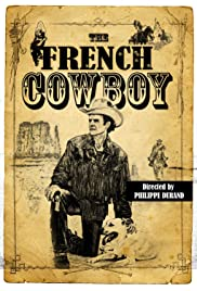 The French Cowboy Poster