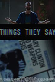 Things THEY Say Poster