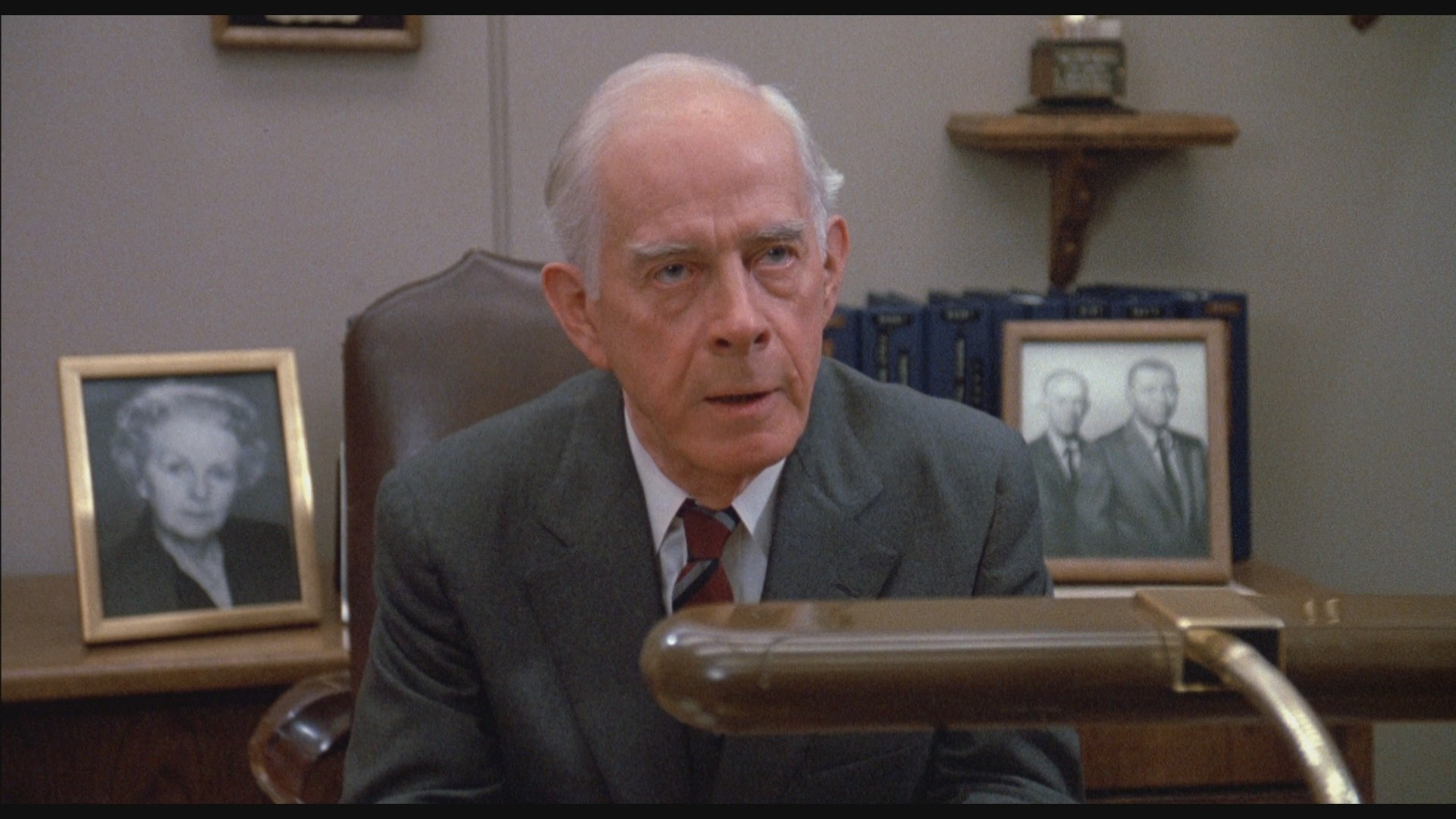 Harry Morgan in Dragnet (1987)