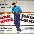 Frank Sinatra in Johnny Concho (1956)