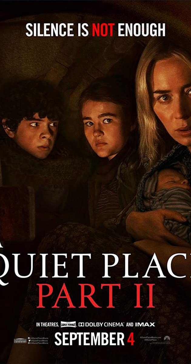 A Quiet Place Part Ii 2020 News Imdb