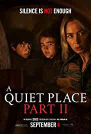 A Quiet Place Part II (2020) HDRip english Full Movie Watch Online Free MovieRulz