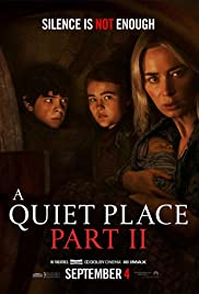 A Quiet Place Part II (2021) filme kostenlos