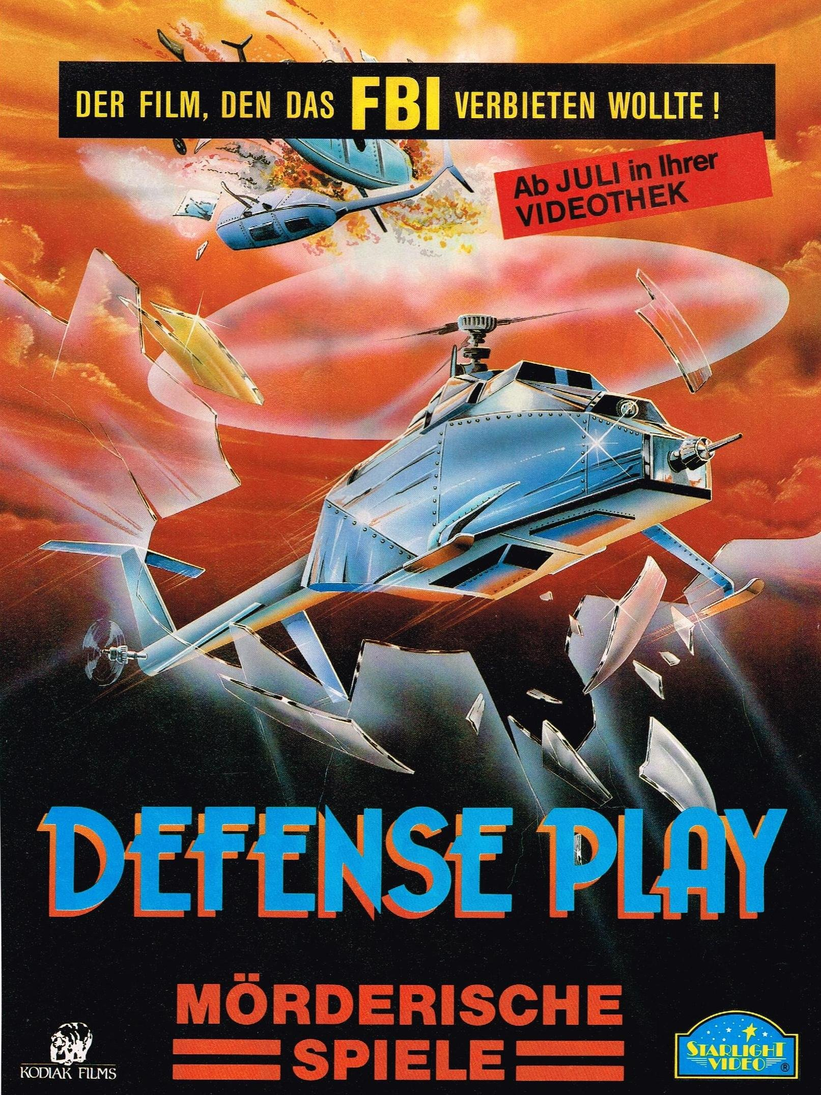 Defense Play (1988)
