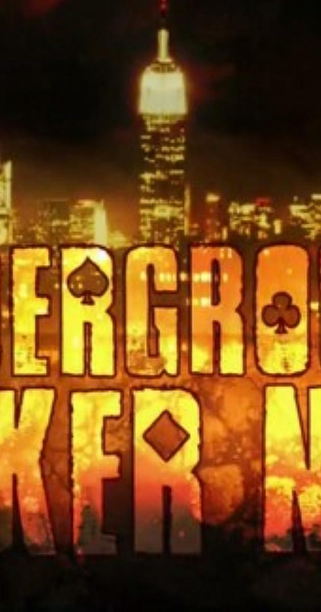 National Geographic Underground Poker NYC (TV Movie 2012