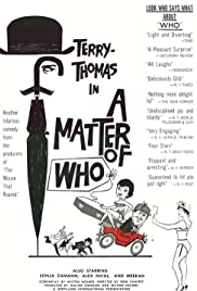 A Matter of WHO (1961) Poster - Movie Forum, Cast, Reviews