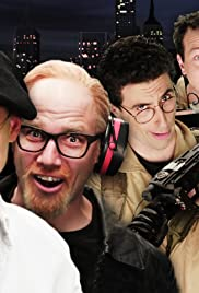 Ghostbusters vs. Mythbusters Poster