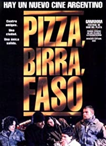 1080p movie trailer free download Pizza, birra, faso Argentina [Full]