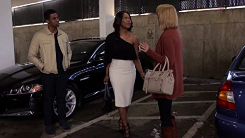 TYLER PERRY'S THE HAVES AND THE HAVE NOTS: Veronica Gets Into A Brawl With Justin and Jeffery