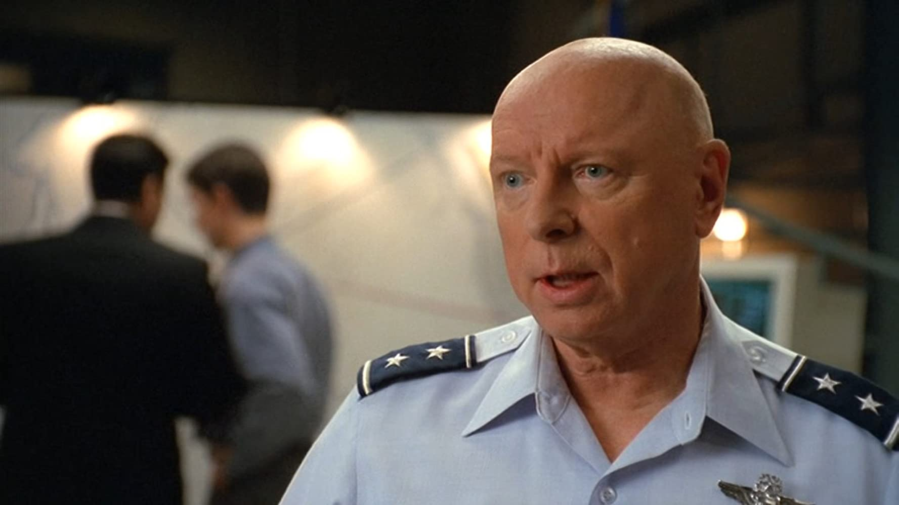 Don S. Davis in Stargate SG-1 (1997)