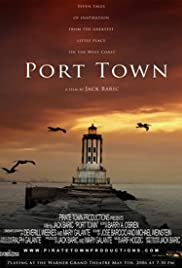 Port Town Poster
