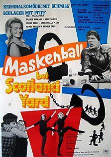 Maskenball bei Scotland Yard - Die Geschichte einer unglaublichen Erfindung (1963)