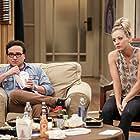 Kaley Cuoco and Johnny Galecki in The Big Bang Theory (2007)