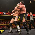 Joe Seanoa and Johnny Gargano in WWE NXT (2010)