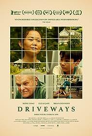 Brian Dennehy, Hong Chau, and Lucas Jaye in Driveways (2019)