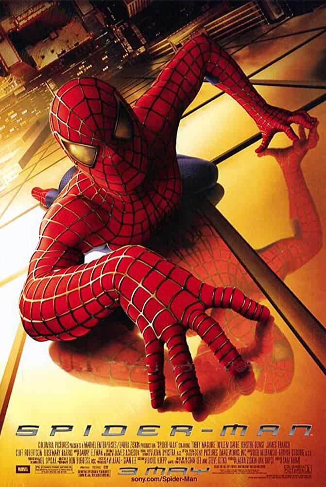 Spider-Man (2002) Hindi Dubbed
