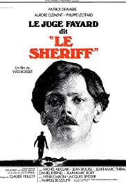 Le Sheriff Poster