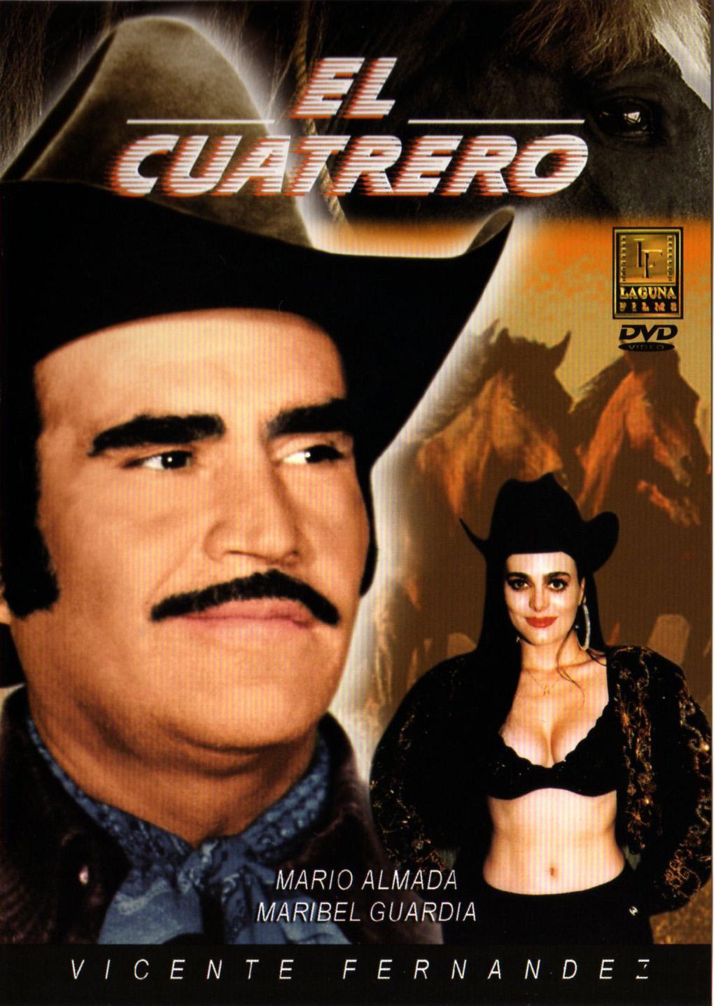 Vicente Fernández and Maribel Guardia in El cuatrero (1989)