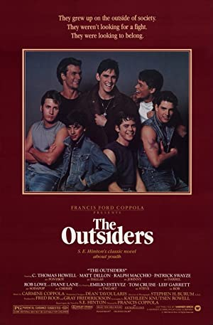 The Outsiders Poster Image