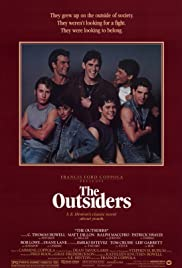 The Outsiders (1983) Poster - Movie Forum, Cast, Reviews