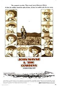 The Cowboys (1972) Poster - Movie Forum, Cast, Reviews