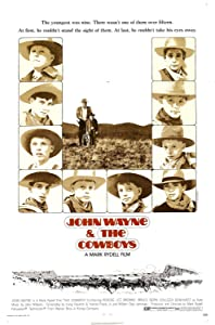 1080p movie clips free download The Cowboys [FullHD]
