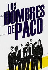 Paco's Men Poster