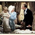 Fred Astaire, Betty Hutton, and Gregory Moffett in Let's Dance (1950)