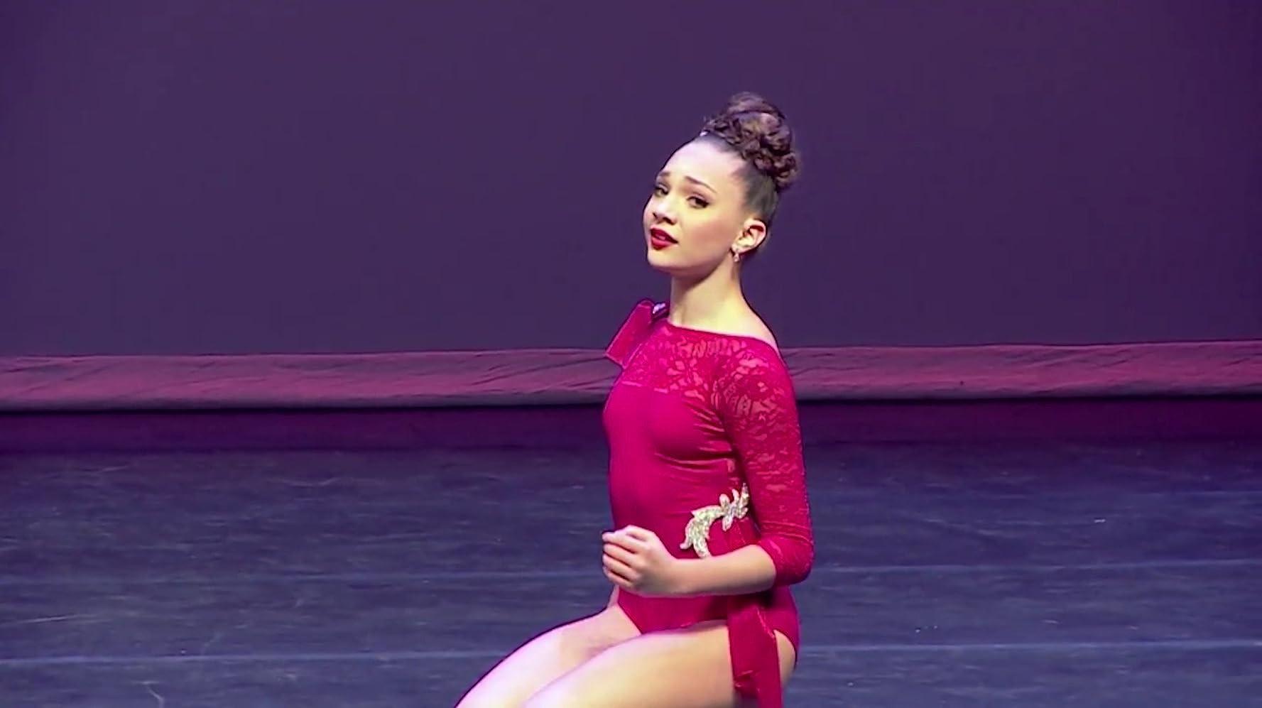 Dance Moms Maddie Ziegler 2016