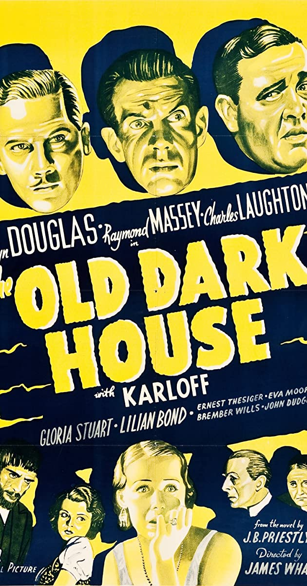 Subtitle of The Old Dark House