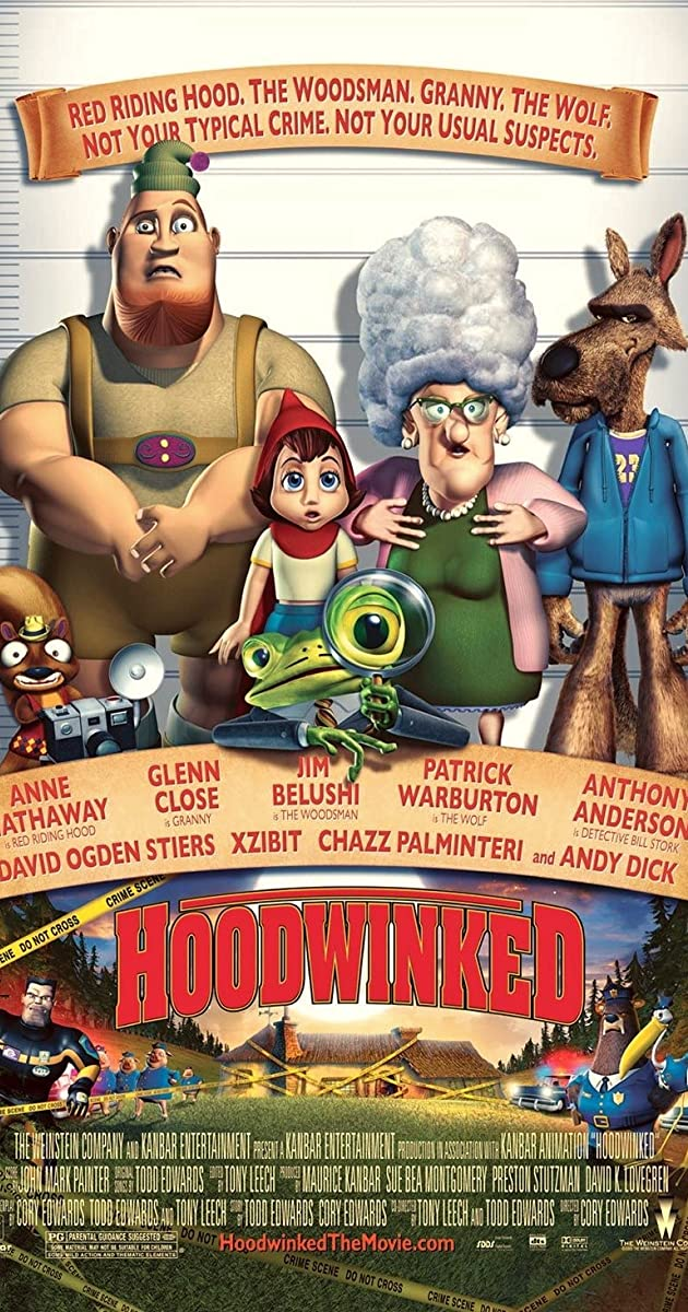 Hoodwinked 2005 Imdb