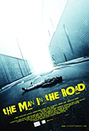 The Man in the Road Poster
