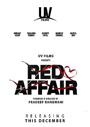 Red Affair movie, song and  lyrics