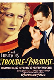 Trouble in Paradise (1932) Poster - Movie Forum, Cast, Reviews