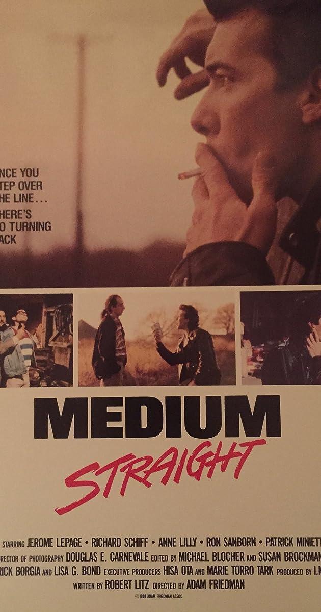 Medium Straight 1988 Imdb
