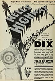 Hell's Highway (1932) Poster - Movie Forum, Cast, Reviews