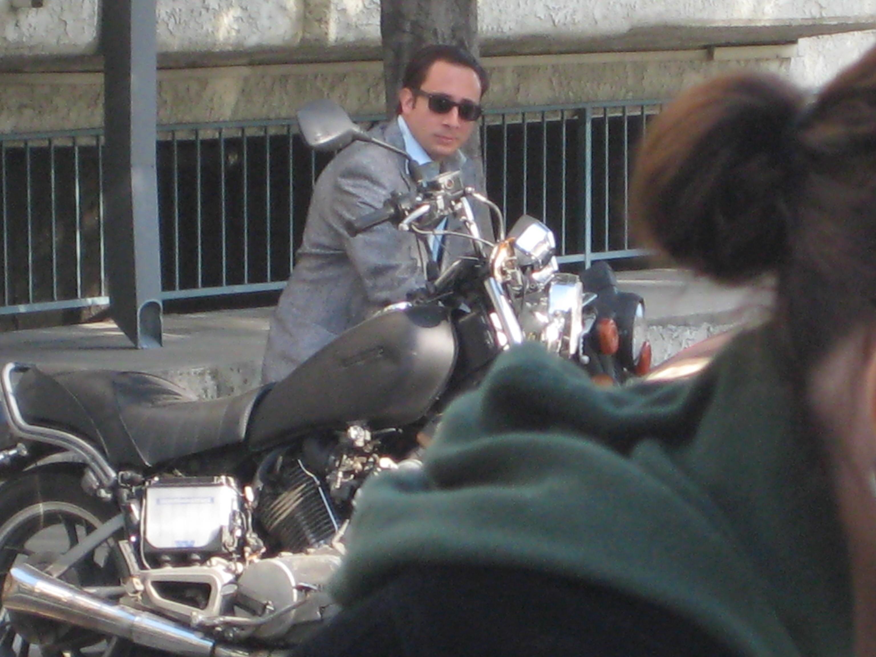 Ian Federgreen in WRNG in Studio City (2013)