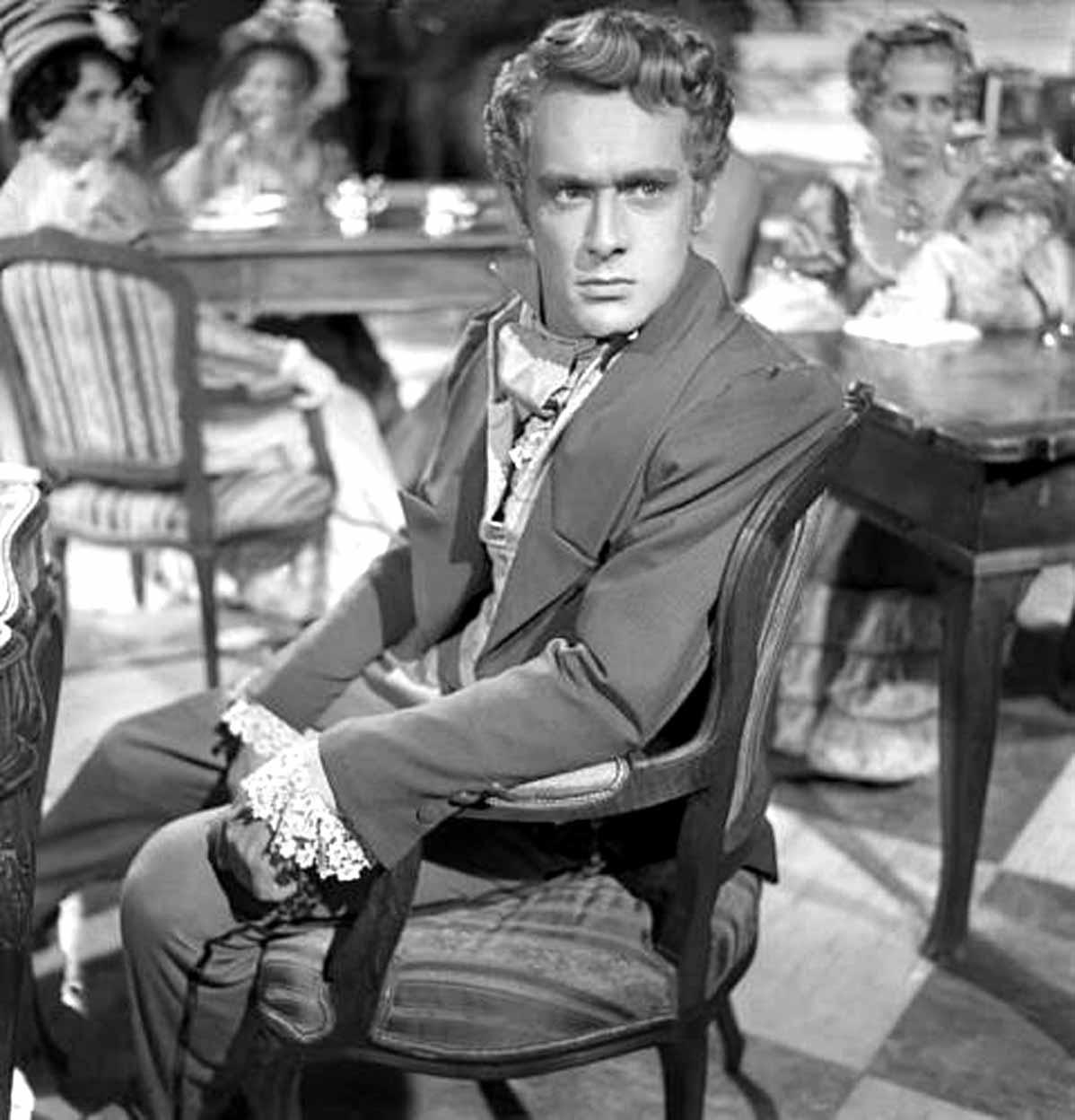 Maurice Ronet in Casta diva (1954)