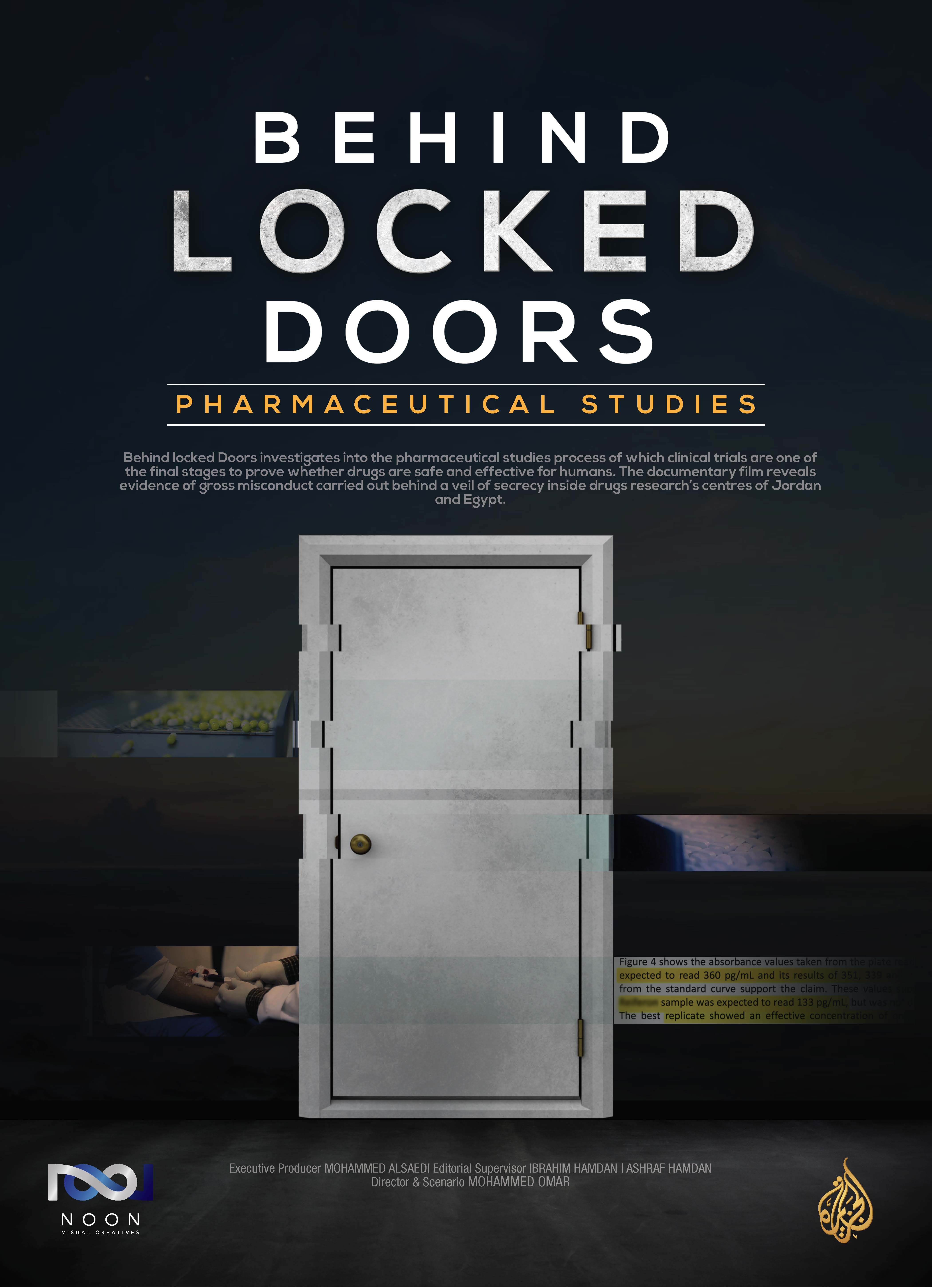 Behind The Locked Doors 2016 Imdb
