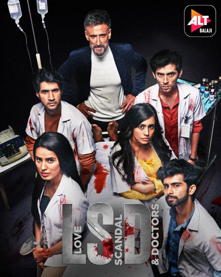 Love Scandals & Doctors (2021) Season 1 (ALTBalaji)