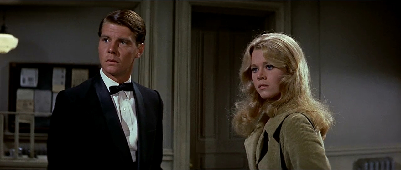 Jane Fonda and James Fox in The Chase (1966)