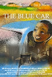 The Blue Car Poster