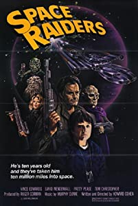 Latest english movies direct download Space Raiders by Stewart Raffill [avi]