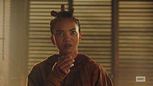 Into The Badlands: The Widow Visits The Master