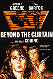 Beyond the Curtain (1960) Poster - Movie Forum, Cast, Reviews