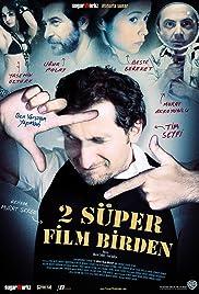 2 süper film birden Poster