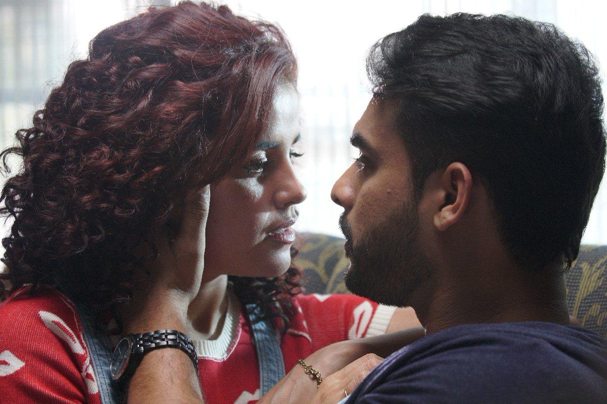 Piaa Bajpai and Tovino Thomas in Abhiyude Katha Anuvinteyum (2018)