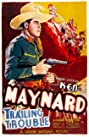 Trailing Trouble (1937) Poster